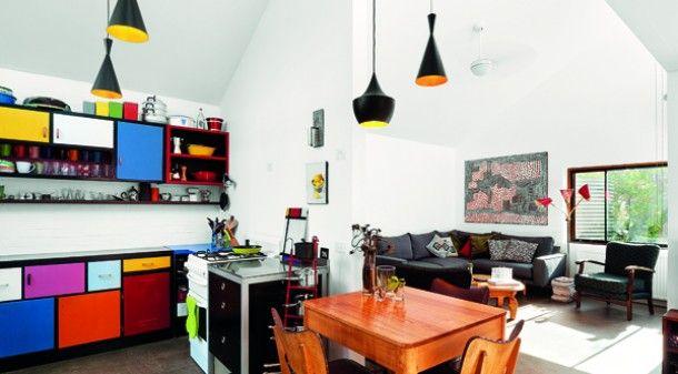 Colour me house   Sanctuary Magazine