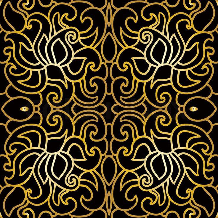 art deco paris 1925 floral - Google Search | Beautiful Art ...