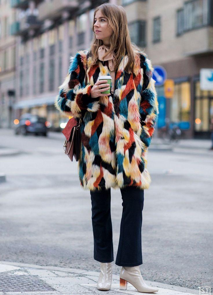 fur-coat-with-boot-cut-pants