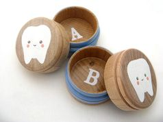 Toothfairy boxes in Accessories for bath, bedding, feeding and travel for babies and kids