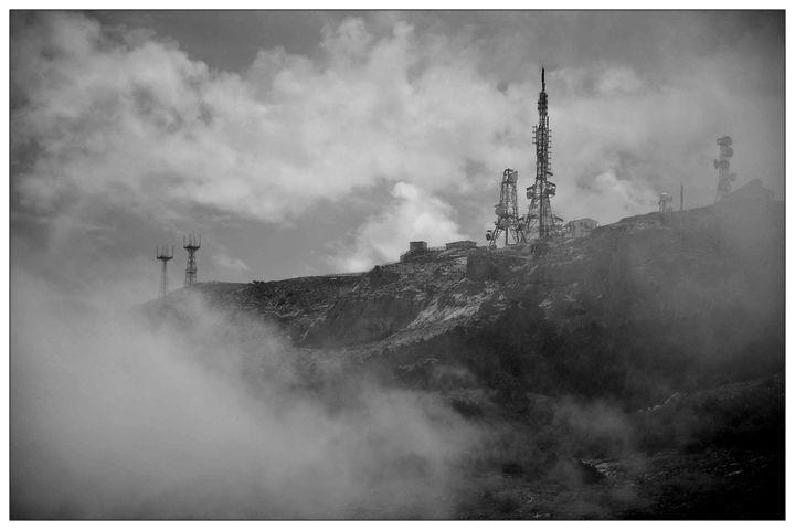 PINTANDO CON MIS FOTOS Y OTRAS MAS: CONFRIDES , SIERRA  DE  AITANA.