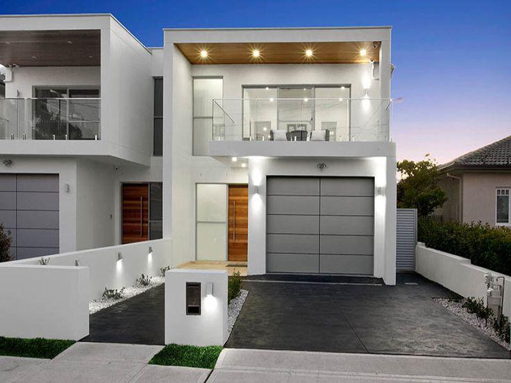 M s de 25 ideas incre bles sobre duplex homes en pinterest for Loft modernos exterior