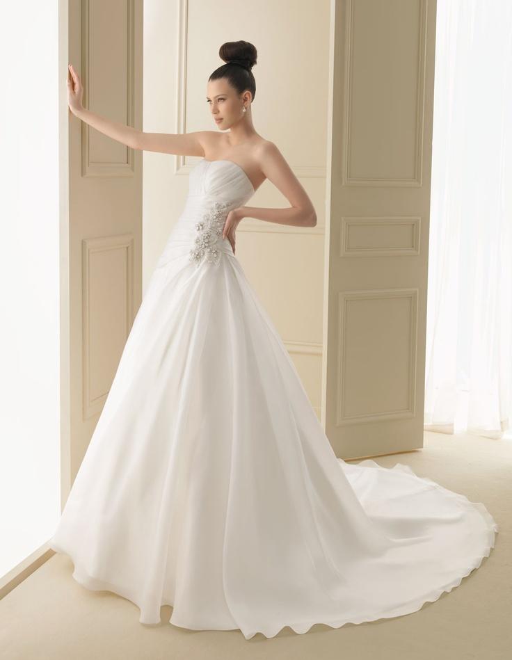 40 best Wedding Dresses images on Pinterest | Bridal dresses, Bridal ...