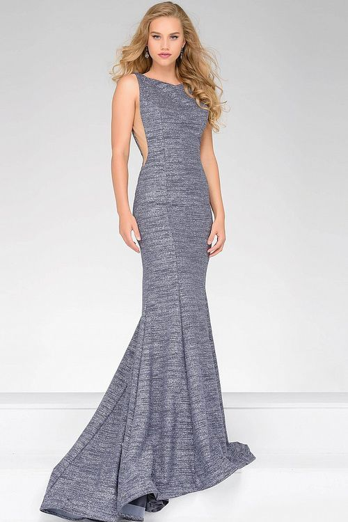 2822d57eb821 Buy the Glamorous Low Back Prom Dress 45830 by Jovani at CoutureCandy.com,  shop Jovani 45830 now for attractive discounts.