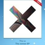 Apple nos regala en el 9 día el single The xxmas de la banda de música The xx