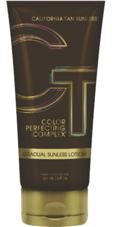 Tanning Lotion Reviews @ LotionReview.com: California Tan Color Perfecting Complex™Gradual Su...