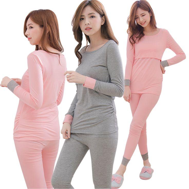 MamaLove одежда Для Беременных Материнства Пижамы Кормящих Пижамы Кормящих одежда для Беременных Кормящих Пижамы Наборы