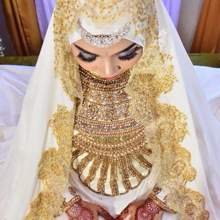 Jodha #wedding #hijab