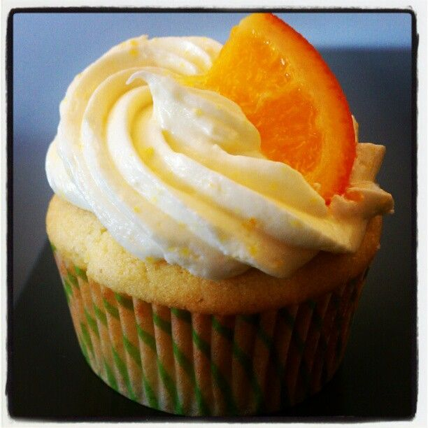 Sweet Treat Tuesdays: Creamsicle Cupcake Recipe | Candied ...