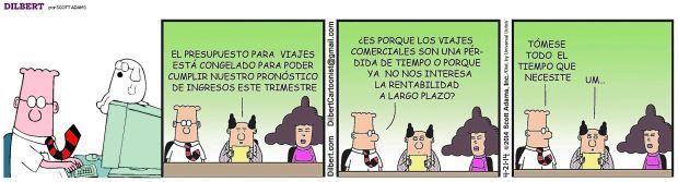 Dilbert | Gestión | EL DIARIO DE ECONOMÍA Y NEGOCIOS DE PERÚ #Gestion