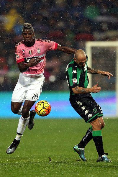 Paul Pogba Photos - US Sassuolo Calcio v Juventus FC - Serie A - Zimbio
