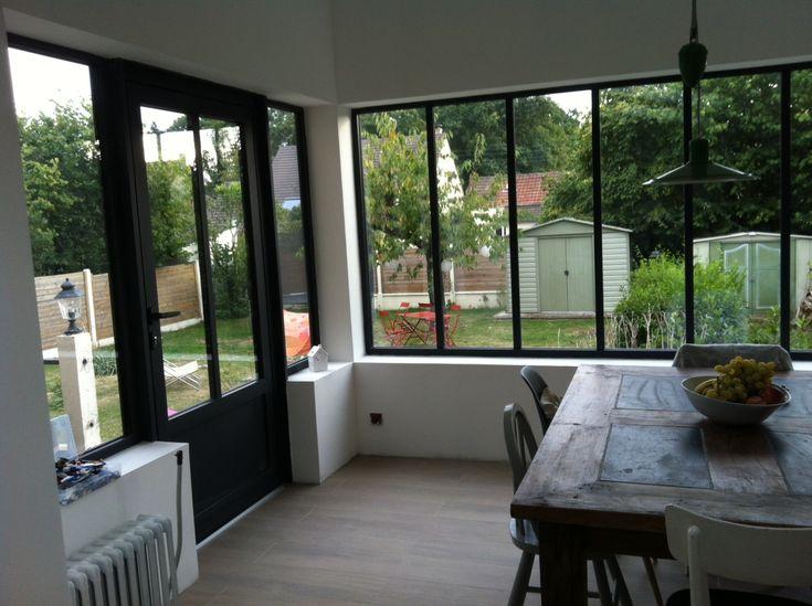 les 25 meilleures id es de la cat gorie verriere de toit sur pinterest verriere toit panneaux. Black Bedroom Furniture Sets. Home Design Ideas