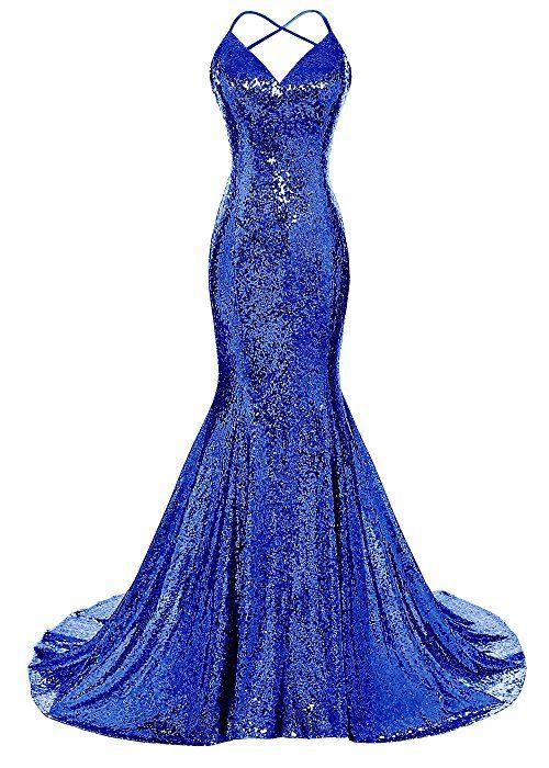 Amazon Royal Evening Dresses