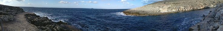 One of the best diving site - Wied iz Zurrieq MALTA