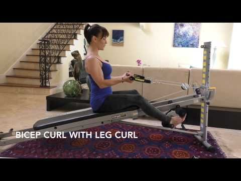 12 Core Crushing, Leg Slaying Pilates Moves on the Total Gym - Total Gym Pulse - YouTube