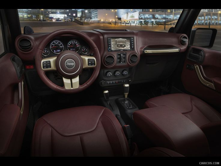 Cool Cars dream 2017: 2016 Jeep Wrangler Interior - upcoming cars 2015  jeep