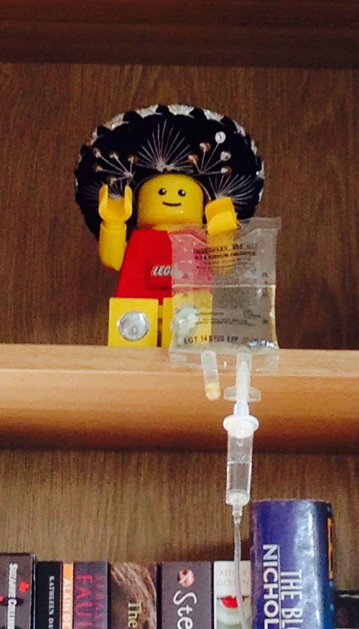 Mexican Lego Nurse