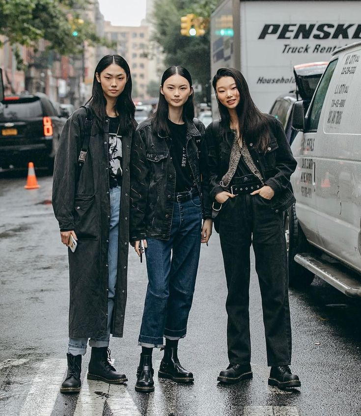NYFW Street Styles, Captured By @jaylim1 Individuals Tagged.