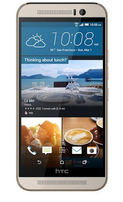 Electronics LCD Phone PlayStatyon: HTC One M9 GSM Factory Unlocked Cellphone, 20MP, 3...