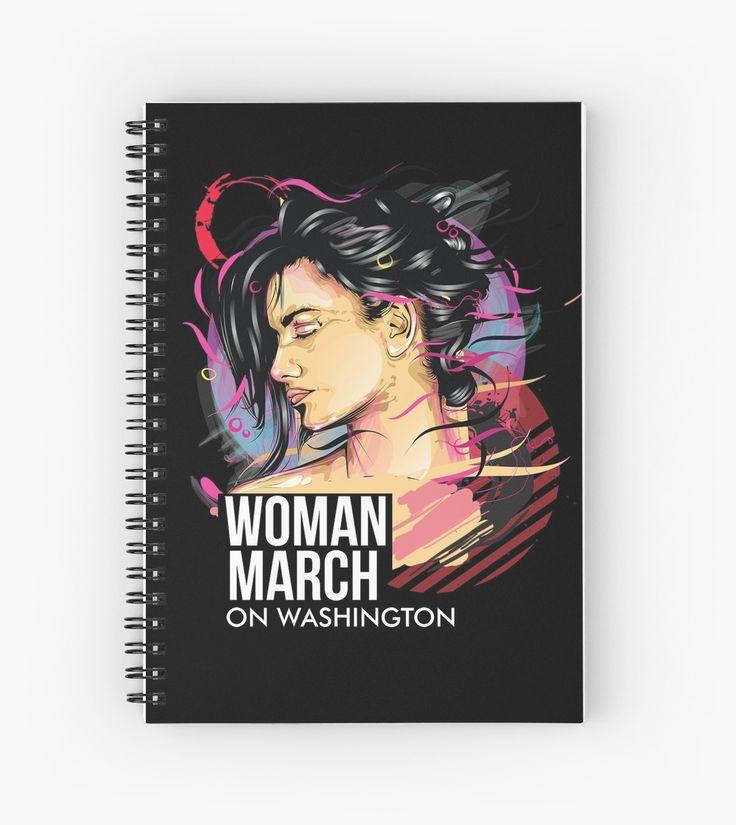 Women's March on Washington DC by Yuyutbaskoro