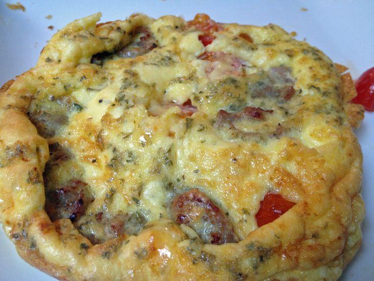 Breakfast Frittata Recipe Air Fryer Recipes Air Fryer Recipes Eggs Air Fryer Recipes