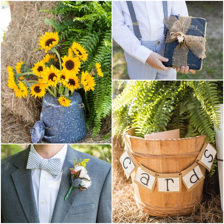 Diy Wedding Arch With Sunflowers: 116 Best Images About Sunflower-Themed Wedding On
