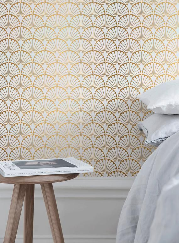 Removable Wallpaper Peel And Stick Wallpaper Wall Paper Wall Etsy In 2021 Removable Wallpaper Mural Wall Art Wall Wallpaper