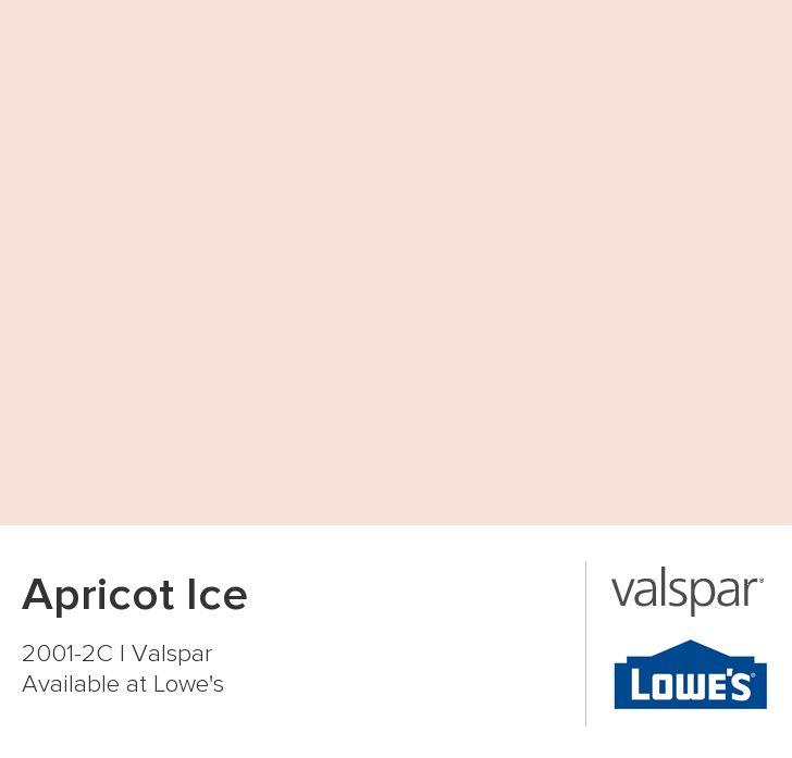 Apricot Ice