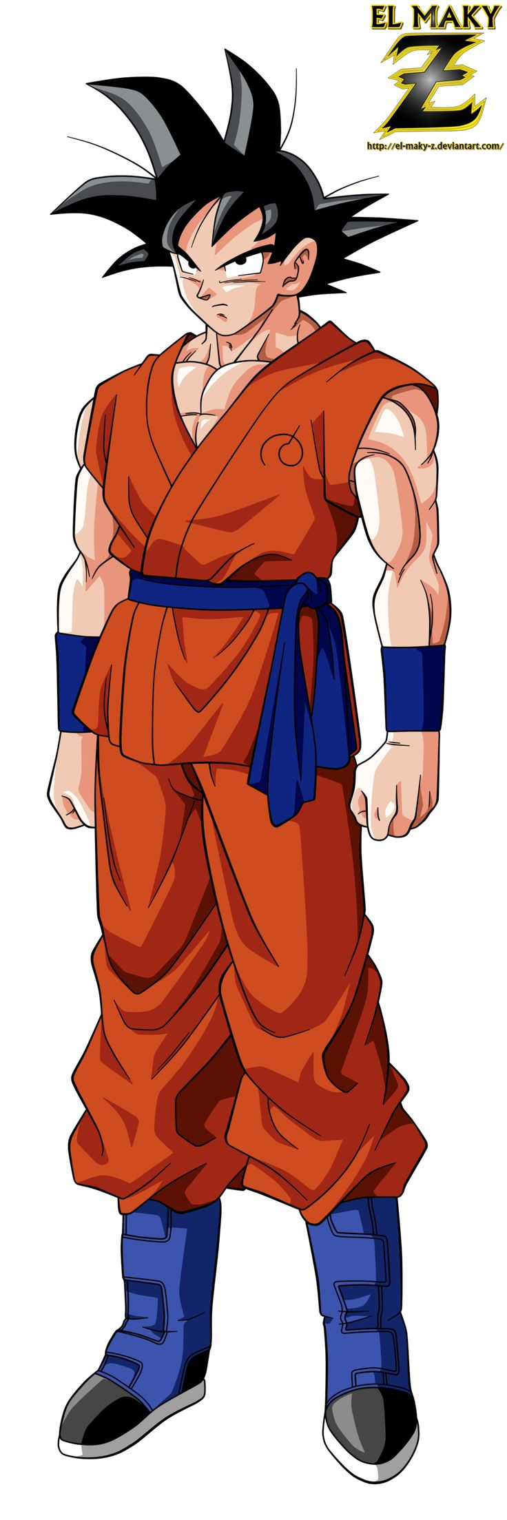 54 best images about dragon ball renders on pinterest - Dragon ball z goku son ...