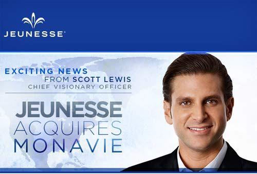 Giant News Jeunesse Global Acquires Monavie Diet Company - http://create-second-earnings.com/wordpress/2015/03/17/giantnews-jeunesse-monavie/
