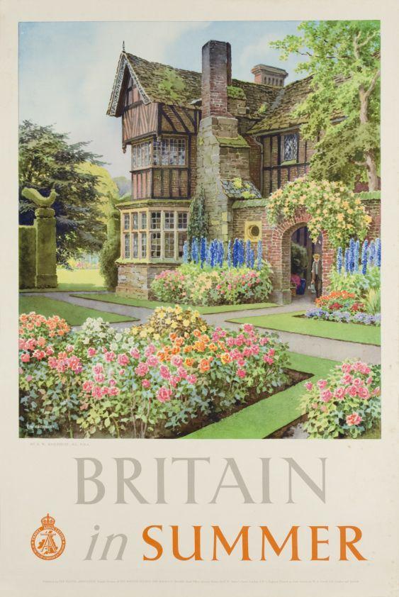 Britain in Summer [E.W. Hastle Hust, 1948]