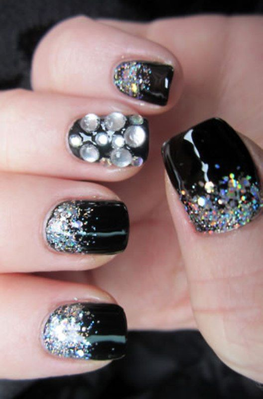 Gems-and-Bling-Nail-Art