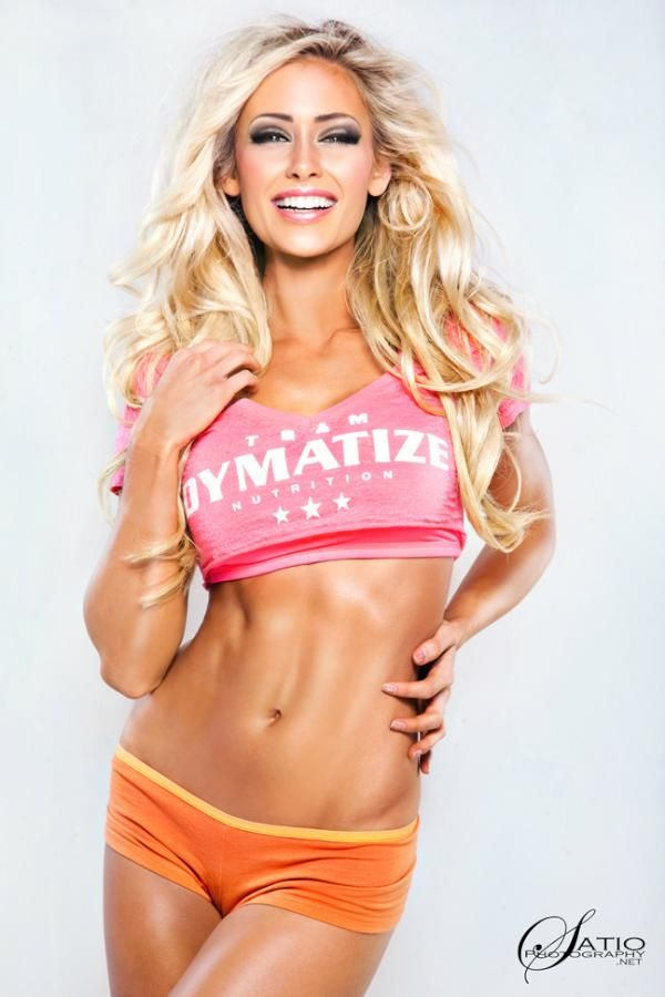 Jenna Renee fitness model...pretty!