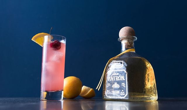 A combination of the tequila smash and the old-fashioned, this summery cocktail pairs the best flavors from each.