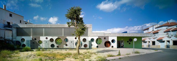 Gallery - Kindergarten 8Units Velez-Rubio / LosdelDesierto - 1