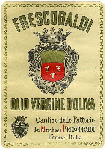 Marchesi de Frescobaldi olio d'oliva #TuscanyAgriturismoGiratola