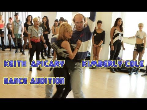Kimberly Cole Music Video Audition
