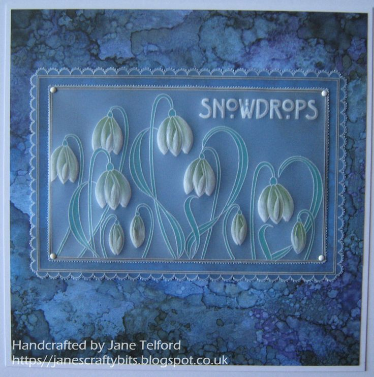 Samples from January 2018 by Jane Telford
