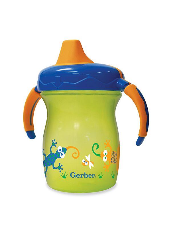 Sip & Smile® Soft Spout Trainer Nuk, Gerber Graduates BEST sippy cup
