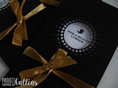 ProjectGallias:#projectgallias handmade vouchers, rękodzieło