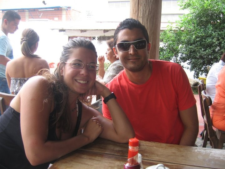 @ Cali. With: Inbar (Israel)
