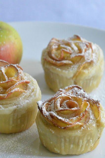 Celebration Treats 4U: Ruusuiset omenaleivokset