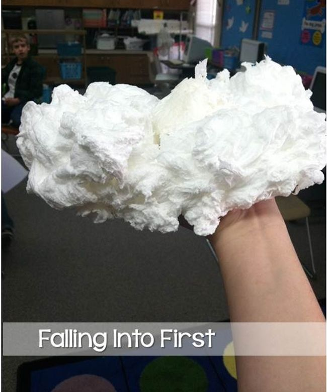 Clouds for Kids 23 Smart Ideas Holding a Cloud (Microwave Soap Experiment) Teach Junkie