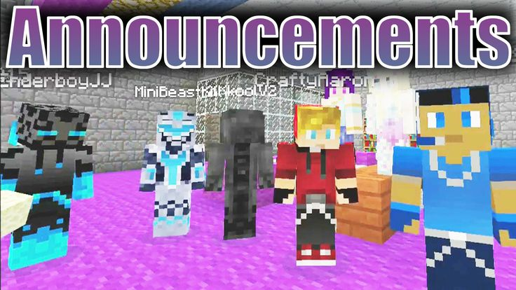 Minecraft PE 0.11.1 Apok Announcements [1]  Minecraft PE 0.11.1 announcements from Apok.  Subscribe to our new youTube Channel:  https://www.youtube.com/c/mcpetv  Mobcrush Beta:  www.mobcrush.com/beta  Announcements: 1.  July 4th buildoff competition 2.  Day of forgiveness 3.  Subscribe to Second YouTube channel 4.  Follow Apok on Mobcrush 5.  YouTube collaboration with 3 others for CyberTech++ TDM preview.  Subscribe and Follow Us: Minecraft PE Server 1:  server1.minecraftbuildoff.com:19132…