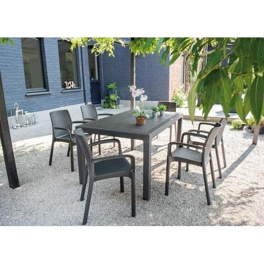 Table Rosy Salon De Jardin Mobilier Jardin Mobilier Design