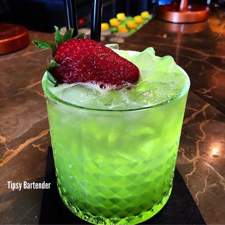 Green Destiny Tipsy Bartender