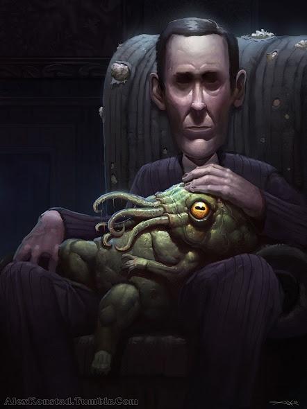 Lovecraft & Cthulhu