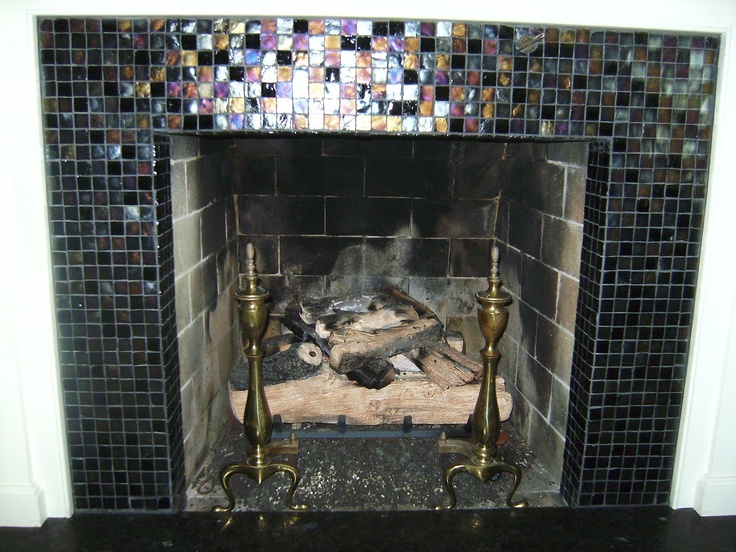 14 best Fireplace Tile Surrounds images on Pinterest Fireplace