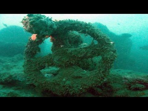 Startling Ancient Discoveries on the Floor of the Red Sea [FULL VIDEO] - YouTube