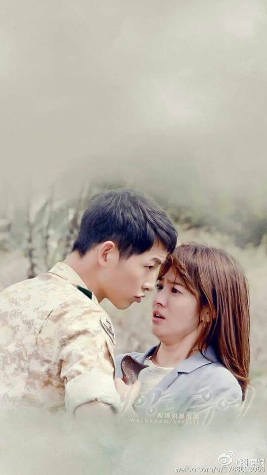 Descendants Of The Sun -Capt.Yoo & Dr.Kang